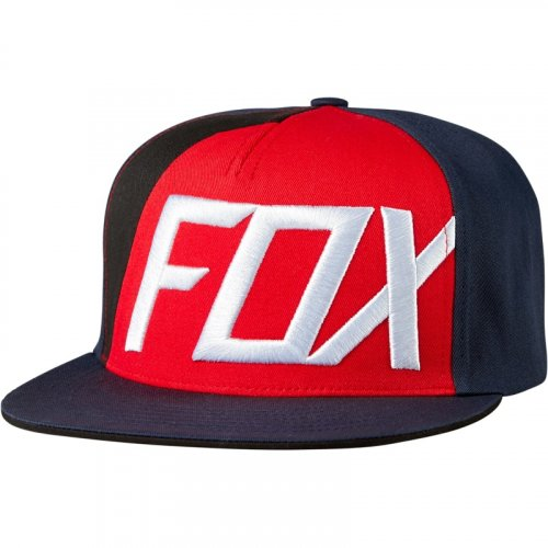 Fox Inverter Snapback Hat