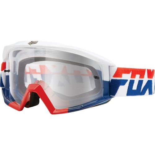 Fox Main Mako White Goggles