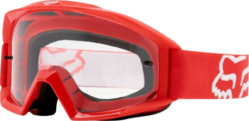Fox Main Red MX18 Goggles