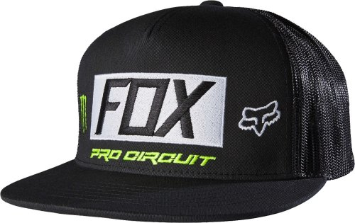 Fox Monster Paddock SnapBack Hat