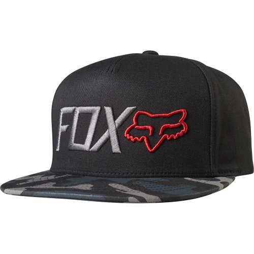 Fox Obsessed Snapback Hat