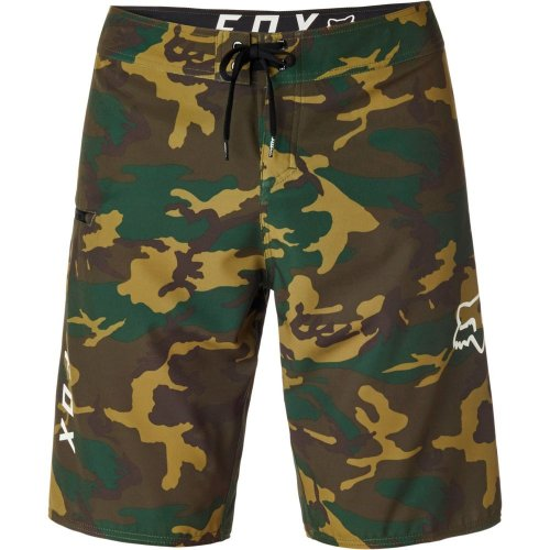 Fox Overhead Camo Stretch Boardshort