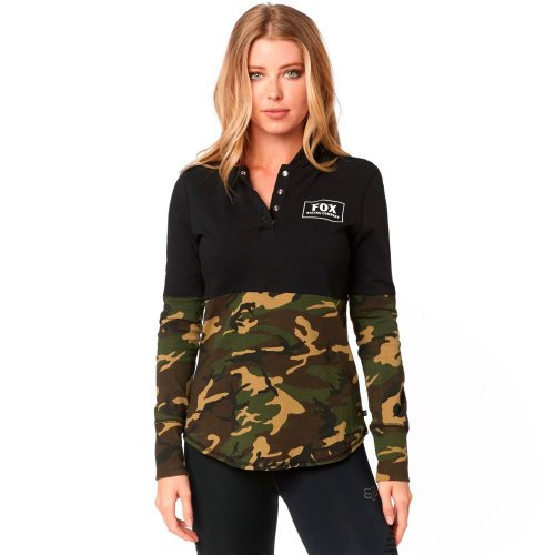 Fox Satellite Ls Knt Po Hoody