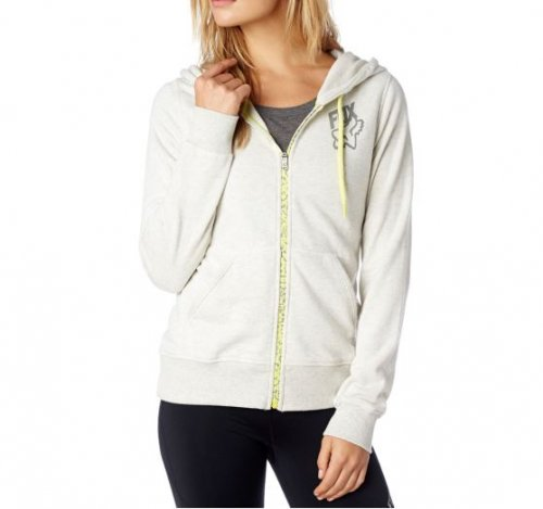 Fox Girls Speed Zip Hoody
