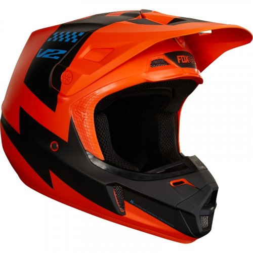 Fox V2 Mastar MX18 Helmet