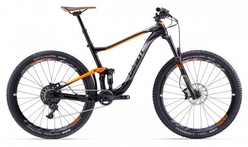 Giant Anthem Advanced 2 2017