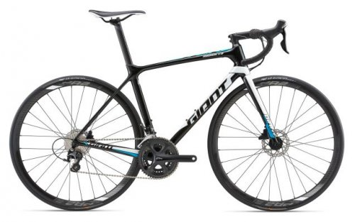 Giant TCR Advanced 2 Disc 2018