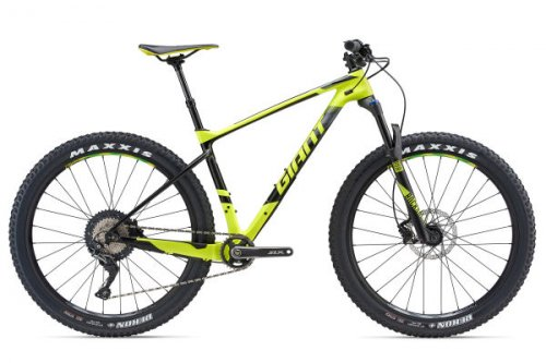 Giant XTC Advanced 27.5+ 2 2018