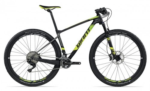 Giant XTC Advanced 29er 1.5 LTD 2017
