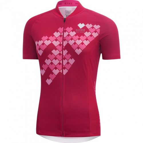 Gore Element Lady Digi Heart Jersey