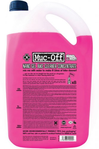 Muc-Off Nano Gel Refill (5 l)