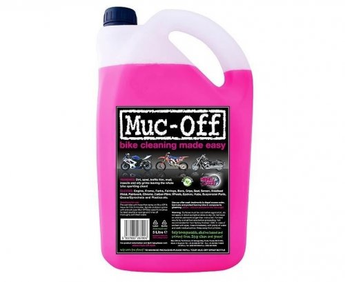 Muc Off Nano Tech Moto Bike Cleaner 5l