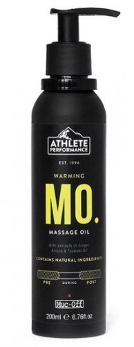 Muc-Off Warming Massage Oil 200ml