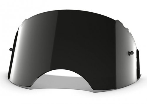 Oakley Airbrake MX Plutonite Dark Grey Lens