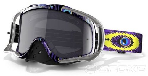 Oakley Crowbar MX Troy Lee Discharge