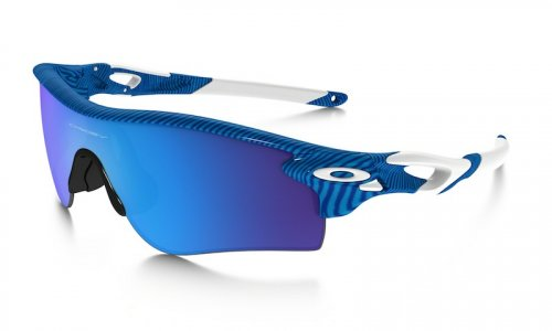 Oakley Radarlock Path Sky Blue Fingerprint