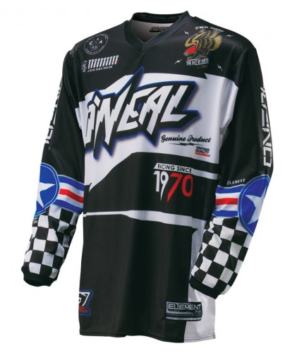 Oneal Element Afterburner Jersey