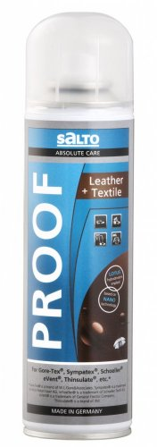 Salto Leather-Textile Proof (250 ml)