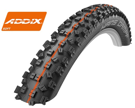 Schwalbe Hans Dampf Evolution Addix Soft SnakeSkin