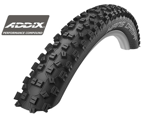Schwalbe Hans Dampf Performance Addix