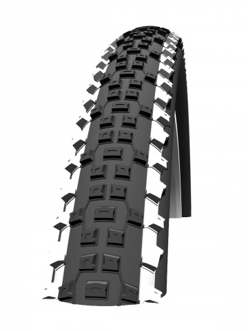 Schwalbe Rapid Rob White Stripes