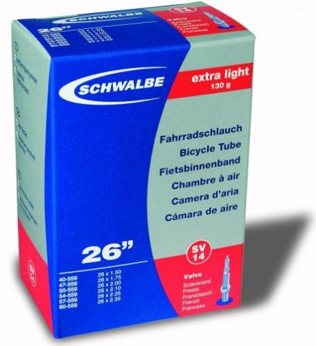 Schwalbe SV14 Extralight Tube