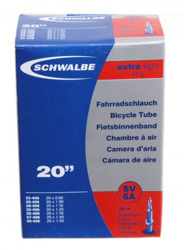 Schwalbe SV6A Extralight Tube