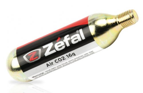 Zefal CO2 Cartridge 16g